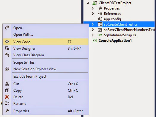 view csharp code of unit test