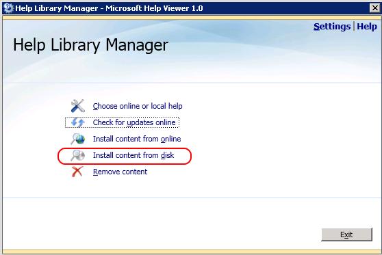 Offline Help for SQL Server 2014 – Andrey Zavadskiy – SQL and .NET developer, trainer, speaker